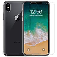 Недорогие Защитные плёнки для экрана iPhone-протектор экрана nillkin для яблока iphone xs max домашнее животное 1 шт передний& защитная пленка для защиты от ультратонких / матовых / царапин