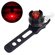 preiswerte Taschenlampen, Laternen & Lichter-Fahrradrücklicht Radlichter Radsport Wasserfest, Tragbar, Leicht 50 lm Rot