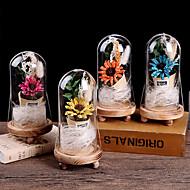 abordables Decoraciones en Madera-1pc vidrio Moderno / Contemporáneo para Decoración hogareña, Decoraciones para el hogar Regalos