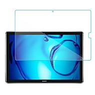 abordables Protectores de Pantalla-Protector de pantalla para Huawei MediaPad M5 10 (Pro) PET 1 pieza Protector de Pantalla Frontal Alta definición (HD)