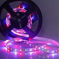 billiga -SENCART 5m Flexibla LED-ljusslingor 300 lysdioder SMD5630 RGB / Vit / Röd Klippbar / Dekorativ / Kopplingsbar 12 V 1st