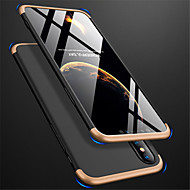 Недорогие Кейсы для iPhone 8-Кейс для Назначение Apple iPhone XR / iPhone XS Max Матовое Чехол Однотонный Твердый ПК для iPhone XS / iPhone XR / iPhone XS Max