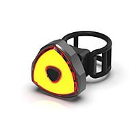 お買い得  フラッシュライト/ランタン/ライト-後部バイク光 LED 自転車用ライト サイクリング 防水, クイックリリース, カラーグラデーション リチウムイオン 100 lm USBパワード レッド キャンプ / ハイキング / ケイビング / サイクリング