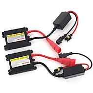 abordables -SENCART 1 Pièce Moto / Automatique Ampoules électriques 55 W Xénon HID Lampe Frontale / Moto / Accessoires Pour