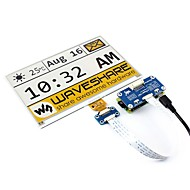 お買い得  Arduino 用アクセサリー-波ハレ7.5inch電子ペーパーハット(c)640x384ラズベリーパイイエロー/ブラック/ホワイト3色用7.5inch電子インクディスプレイハット