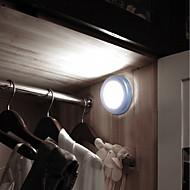 お買い得  -brelongインテリジェントな人体誘導光制御インダクションキャビネットフロアランプ白3個