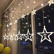 cheap -2.5m String Lights 20 LEDs Warm White Decorative 220-240 V 1 set