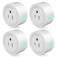cheap -WAZA Smart Plug WAZA SP12 for Daily APP Control / Mini Style / WIFI Control 110 V