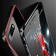 Недорогие Кейсы для iPhone 8 Plus-Кейс для Назначение Apple iPhone XR / iPhone XS Max Прозрачный Кейс на заднюю панель Однотонный Твердый Закаленное стекло для iPhone XS / iPhone XR / iPhone XS Max