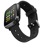 cheap -Kimlink Y8 Smartwatch Android iOS Bluetooth Heart Rate Monitor Blood Pressure Measurement Calories Burned Distance Tracking Stopwatch Pedometer Call Reminder Activity Tracker Sleep Tracker