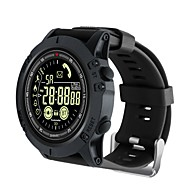cheap -KUPENG EX17S Smartwatch Android iOS Bluetooth Sports Waterproof Calories Burned Long Standby Pedometer Call Reminder Activity Tracker Sleep Tracker Sedentary Reminder / Find My Device / Alarm Clock