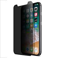 Недорогие Защитные плёнки для экрана iPhone-ASLING Защитная плёнка для экрана для Apple iPhone XS / iPhone XR / iPhone XS Max Закаленное стекло 1 ед. Защитная пленка для экрана Уровень защиты 9H / Anti-Spy
