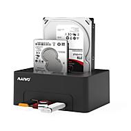 お買い得  -MAIWO ハードドライブエンクロージャ ABS樹脂 USB 3.0 K3082H