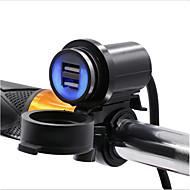 お買い得  -USB充電器 LOSSMANN J-MC-16 2 デスク充電器ステーション クイックチャージ2.0 ユニバーサル / USB 充電アダプタ