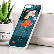 preiswerte Handyhüllen-Hülle Für Huawei Honor 7X Ultra dünn / Muster Rückseite Flamingo Weich TPU für Honor 7X