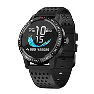 cheap -Indear T1 Smart Bracelet Smartwatch Android iOS Bluetooth Smart Sports Waterproof Heart Rate Monitor Pedometer Call Reminder Activity Tracker Sleep Tracker Sedentary Reminder / Touch Screen