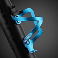 ราคาถูก -ขวดน้ำกรง / ขวดน้ำ Portable, Lightweight, ทนทาน ปั่นจักรยาน / จักรยาน อลูมิเนียมอัลลอยด์ สีเงิน / แดง / ฟ้า