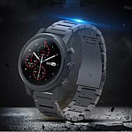 Недорогие Аксессуары для смарт-часов-Ремешок для часов для Huami Amazfit A1602 / Huami Amazfit A1607 Xiaomi Спортивный ремешок Нержавеющая сталь Повязка на запястье