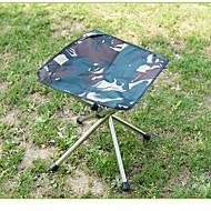 お買い得  -Jungle King キャンプスツール アウトドア オックスフォード のために 1人 釣り / キャンピング - ブラック, カモフラージュ