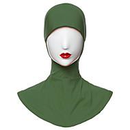 abordables Bufandas yEstolas-Mujer Separado Hijab - Básico Un Color
