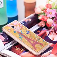 preiswerte Handyhüllen-Hülle Für Xiaomi Redmi 5 Stoßresistent / Glänzender Schein Rückseite Eiffelturm / Glänzender Schein Weich TPU für Xiaomi Redmi 5