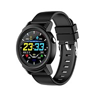 cheap -KUPENG K02 Smartwatch Android iOS Bluetooth Smart Sports Waterproof Heart Rate Monitor Pedometer Call Reminder Activity Tracker Sleep Tracker Sedentary Reminder / Blood Pressure Measurement