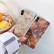 tilfelle for eple iphone xr xs xs max imd bakdeksel marmor myk tpu for iphone x 8 8 pluss 7 7plus 6s 6s pluss se 5 5s
