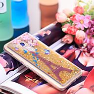 お買い得  携帯電話ケース-ケース 用途 Xiaomi Redmi Note 4X 耐衝撃 / キラキラ仕上げ バックカバー エッフェル塔 / キラキラ仕上げ ソフト TPU のために Xiaomi Redmi Note 4X