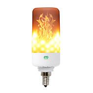 お買い得  LED ボール型電球-YWXLIGHT® 1個 5 W 400-500 lm LEDボール型電球 99 LEDビーズ SMD 3528 装飾用 温白色 85-265 V