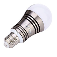 abordables Bombillas LED Inteligentes-YouOKLight 1pc 6.5 W 500-550 lm E26 / E27 Bombillas LED Inteligentes A60(A19) 8 Cuentas LED LED de Alta Potencia Bluetooth / Decorativa Blanco Cálido / Blanco Fresco / Blanco Natural 100-240 V