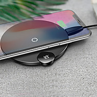 levne -Bezdrátová nabíječka Nabíječka USB USB Bezdrátová nabíječka / Qi 1 USD port 2 A DC 5V pro Evrensel