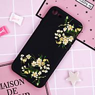 Capinha Para Apple iPhone XR / iPhone XS Max Estampada Capa traseira Flor Macia TPU para iPhone XS / iPhone XR / iPhone XS Max