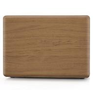 """זול -MacBook נרתיק סיבי עץ PVC ל מקבוק פרו13אינץ' / מקבוק אייר13אינץ' / New MacBook Air 13"""" 2018"""