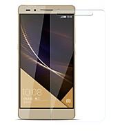 Protetor de Tela para Huawei Huawei Honor 7 Vidro Temperado 1 Pça. Protetor de Tela Frontal Dureza 9H / Resistente a Riscos
