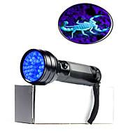 preiswerte Taschenlampen, Laternen & Lichter-On-Off LED Taschenlampen LED - Sender 100 lm 1 Beleuchtungsmodus Wasserfest, Ultraviolettes Licht, Prüfgerät für Fälschungen Für den täglichen Einsatz, Reisen