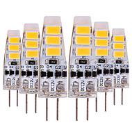 お買い得  -6本 3 W 200-300 lm G4 LED2本ピン電球 T 6 LEDビーズ SMD 5730 かわいい 12 V