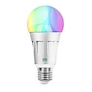 お買い得  LED ボール型電球-YWXLIGHT® 1個 7 W 600-700 lm B22 / E26 / E27 LEDボール型電球 20 LEDビーズ SMD 5730 Smart / APPコントロール / 調光可能 RGBW / RGBWW 85-265 V