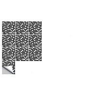 povoljno -Dekorativne zidne naljepnice - 3D zidne naljepnice Sažetak / Oblici Kupaonica / Kuhinja