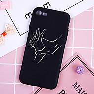 Capinha Para Apple iPhone XR / iPhone XS Max Estampada Capa traseira Sólido Macia TPU para iPhone XS / iPhone XR / iPhone XS Max