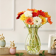 tanie -Sztuczne Kwiaty 10 Gałąź Klasyczny Akcesoria sceniczne / Ślub Stokrotki Bukiety na stół