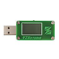 billige -OEM USB testinstrument 3.5-24V Praktisk / Måleinstrumenter / Aktuel og spænding kapacitet afsløring