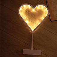 Χαμηλού Κόστους -1pc LED νύχτα φως Θερμό Λευκό USB Δημιουργικό 220-240 V
