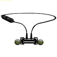 お買い得  -AWEI X660BL 耳の中 ワイヤレス ヘッドホン イヤホン プラスチック スポーツ&フィットネス イヤホン ボリュームコントロール付き ヘッドセット