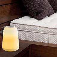 ieftine -BRELONG® 1 buc LED-uri de lumină de noapte Alb USD Ușor de Purtat / Decorațiuni / căpătâi 5 V