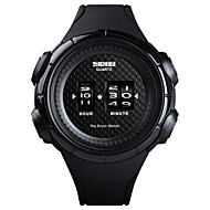 78b87a2837167 رخيصةأون ساعات الرجال-SKMEI رجالي ساعة رياضية ساعة المعصم ساعة رقمية ياباني  كوارتز ياباني سيليكون جديد