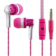 お買い得  -LITBest WP12 耳の中 ケーブル ヘッドホン イヤホン ABS + PC 携帯電話 イヤホン スポーツ&アウトドア / クール / ステレオ ヘッドセット