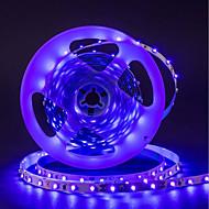 お買い得  -zdm 16.4フィート/ 5メートル紫外線ブラックライト395-405nm 3528 ledフレキシブルストリップdc12v用屋内蛍光ダンスパーティーステージ照明ボディペイント