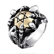 Muškarci Prsten Izjave Modno prstenje Jewelry Pink Za Dar Dnevno