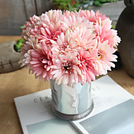 cheap -Artificial Flowers 1 Branch Single Rustic Pastoral Style Chrysanthemum Tabletop Flower
