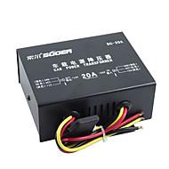 저렴한 -suoer 차 DC 변환기 0 USB 포트 용 12 V
